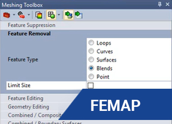 Femap 12 Meshing Toolbox