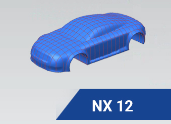 NX Convergent Local Offset