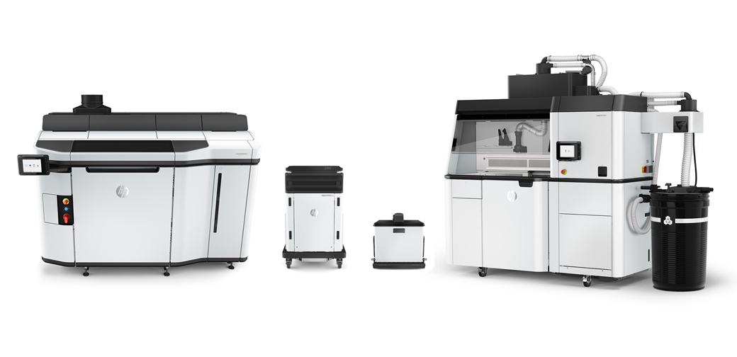 HP 3D 5200 printer series