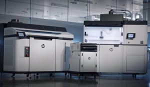 HP 3D 5200 Printer Series