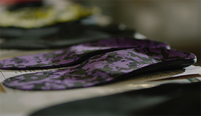 Manufacturing Insoles Case Study
