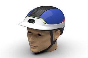 mannequin with helmet