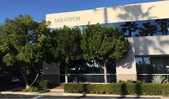 Saratech headquarters building in Mission Viejo